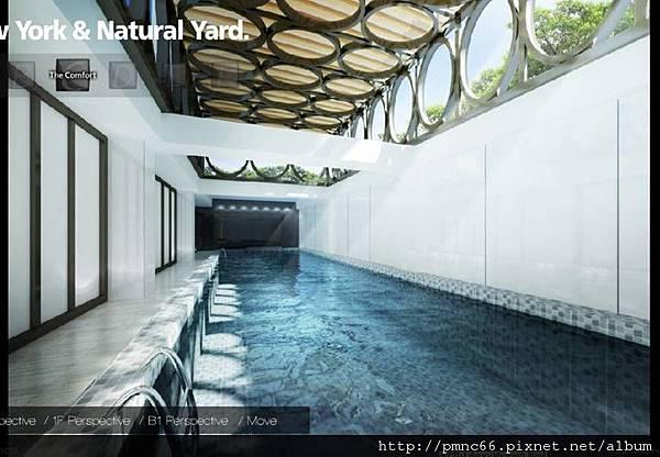 NY21哈德森月光游泳池