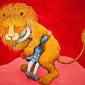 獅子的擁抱(幾米世界的角落特展).jpg