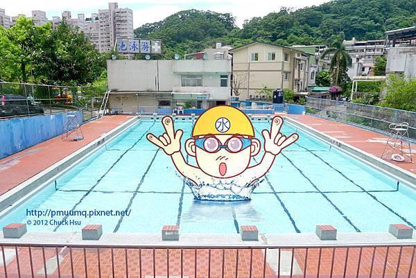 20120501五一不勞動 那就游泳吧! 泳往直前吧!!! 水男孩!!!