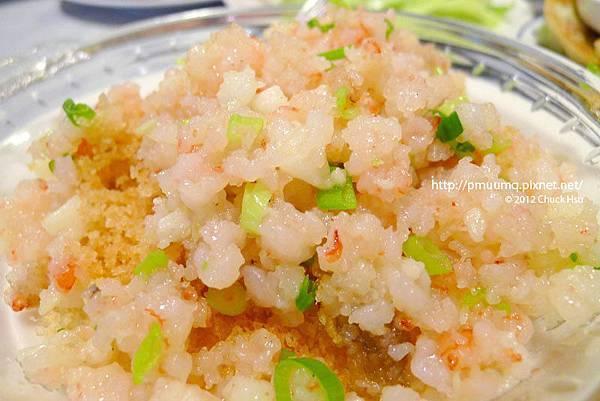 生菜蝦鬆_小$325(宋廚菜館)