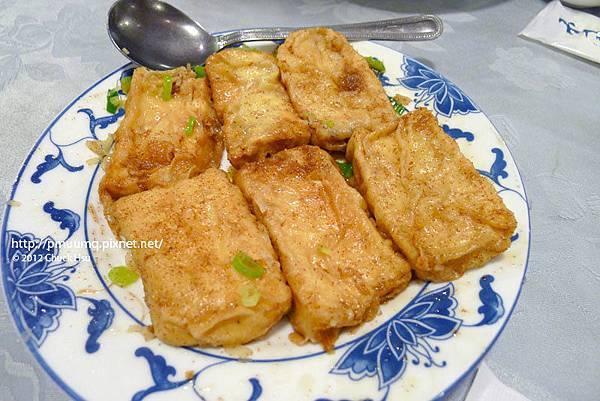 鍋塌豆腐-小$160(宋廚菜館)