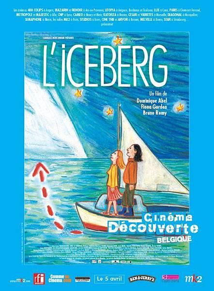 L'Iceberg (愛上冰山的女人 L'Iceberg)-0