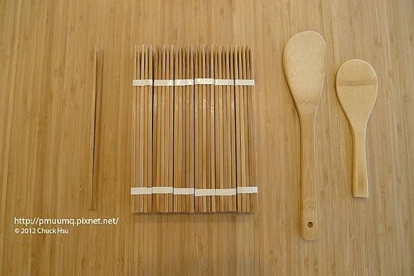 竹子 快速的生長(物的八分目設計展)