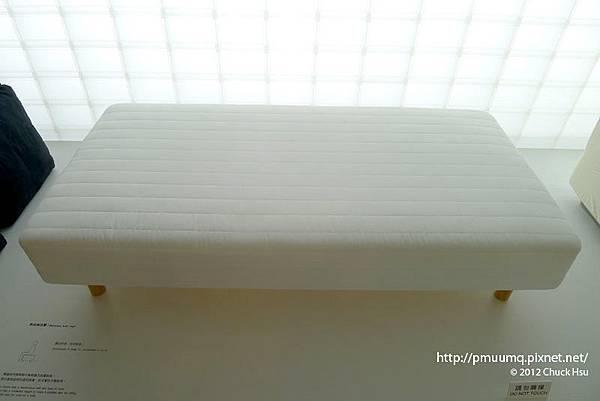 附床板床墊(物的八分目設計展)