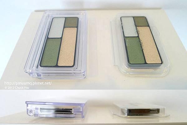 極簡包裝化妝品 重點在於「內容物」(物的八分目設計展)