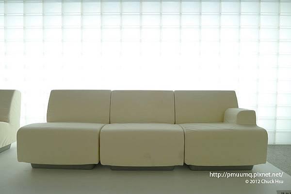 新觸感沙發(物的八分目設計展)