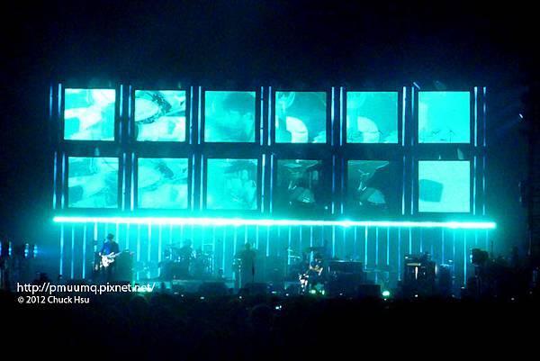綠光(Radiohead電台司令2012台北演唱會)