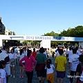 2012 SAMAUNG三星活力路跑 起跑拱門