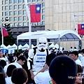 天行者請注意!星際大戰帝國軍來出現襲!!