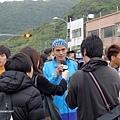 萬金石國際馬拉松特別來賓 大慶 起跑前的專訪