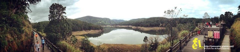 久違的翠峰湖 第二次來終於一睹翠峰湖的湖光真面目 開心~.jpg