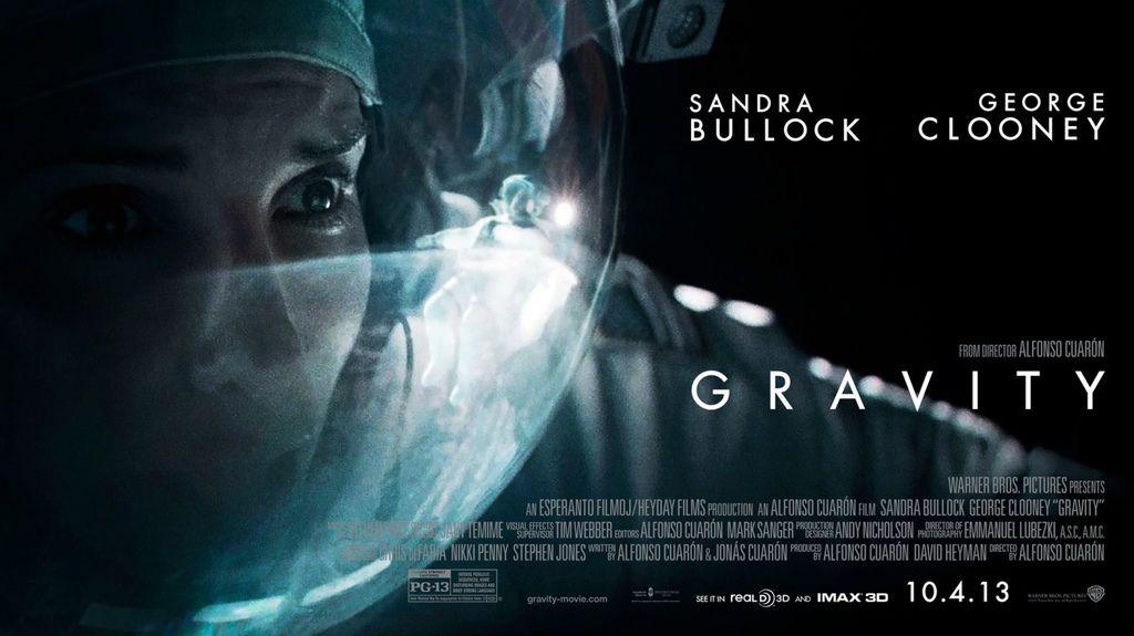 《地心引力Gravity》