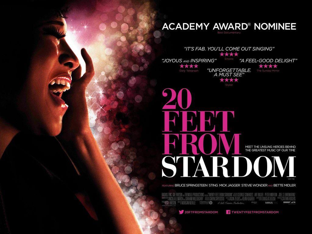 《聚光燈外二十呎 20 Feet from Stardom》