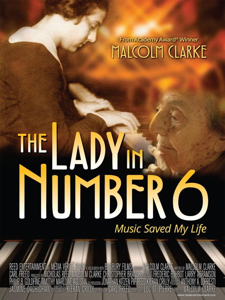 最佳紀錄短片:《The Lady in Number 6 :Music Saved My Life》.jpg