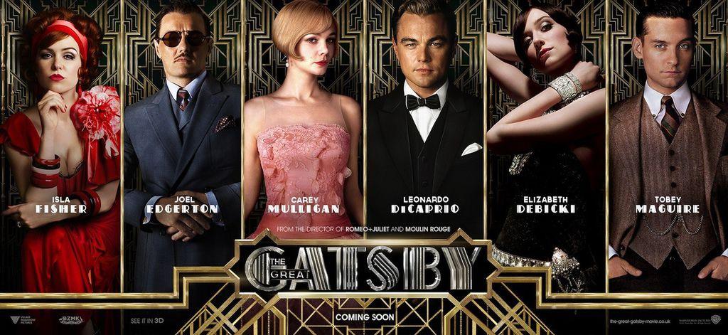 《大亨小傳The Great Gatsby》最佳服裝設計