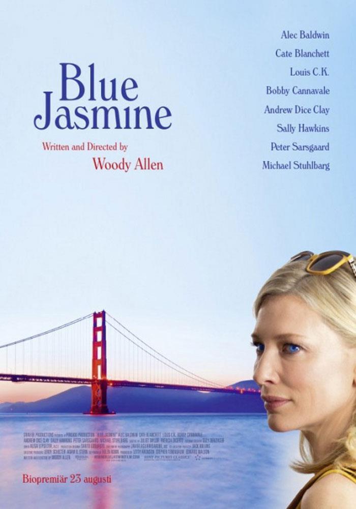 《藍色茉莉 Blue Jasmine》最佳女主角