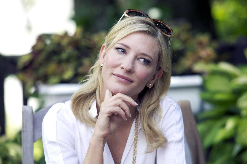 最佳女主角: 凱特布蘭琪 Cate Blanchett《藍色茉莉 Blue Jasmine》