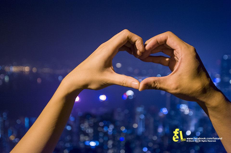 『香港之旅』漫步太平山午夜時(世界三大夜景之香港太平山夜景)