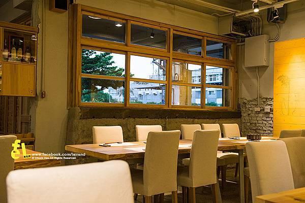 『花蓮食記』永續海鮮的大安料理遊樂場