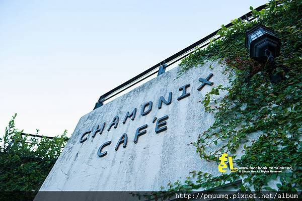 南法風情的夏慕尼民宿CHAMONIX CAFE INN
