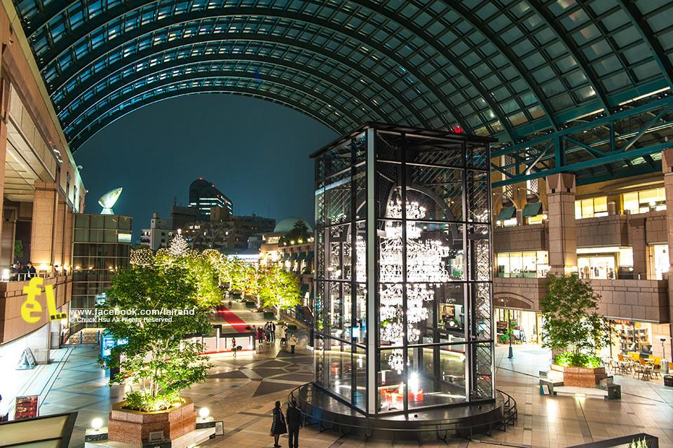 東京聖誕必去惠比壽花園廣場,世界最大水晶吊燈「Baccarat ETERNAL LIGHTS」