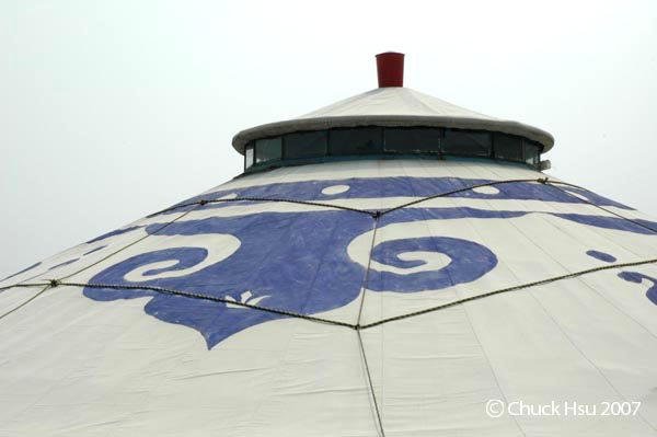 蒙古包的屋頂很像UFO.jpg