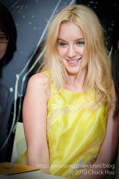 『不設限的美麗 Lily Sometimes』女主角露迪芬莎妮(Ludivine Sagnier) 人稱「法國小辣椒」曾演出「八美圖」獲柏林影后 .jpg