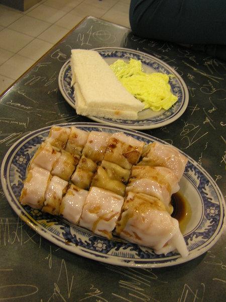 腸粉套餐@旺角