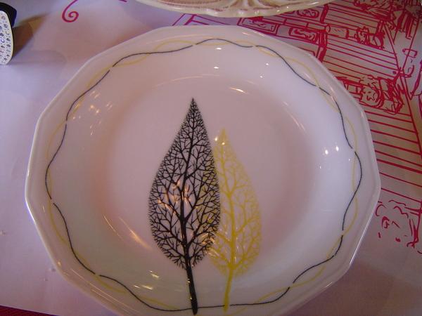 漂亮的盤子