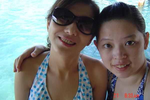 海上屋的我跟瑩姐