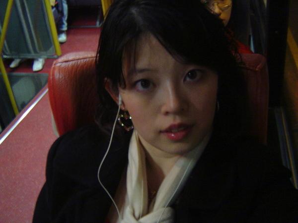 出發嚕~我在公車上