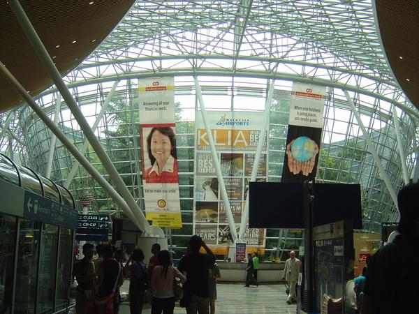 吉隆坡機場