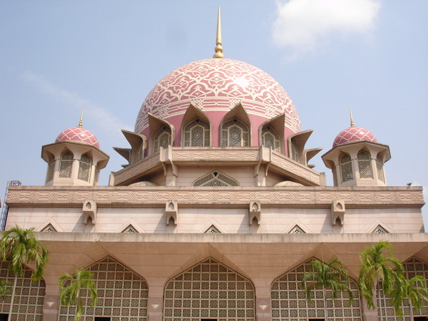 宏偉的清真寺