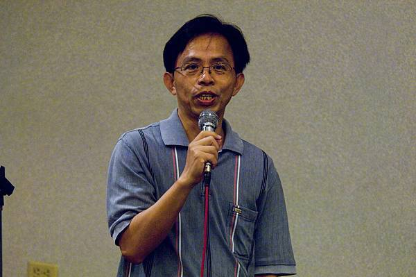 20090523音樂的織度主持人-楊倍昌教授.JPG