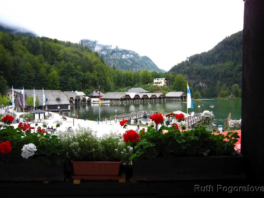 國王湖Königssee
