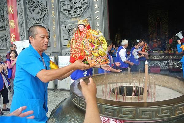 102年台東進香-斗六南聖宮