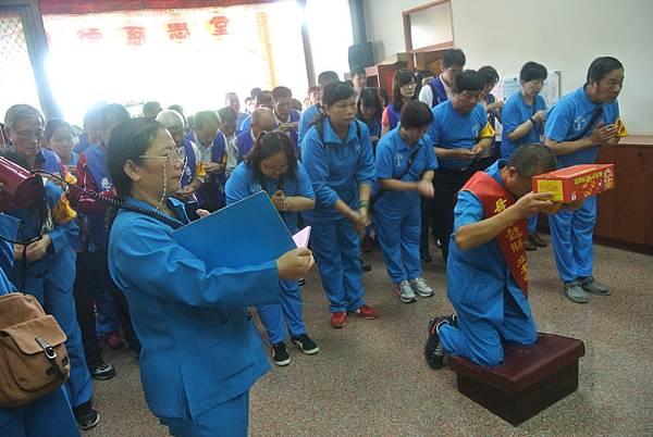 102年台東進香-民間凰德慈惠堂