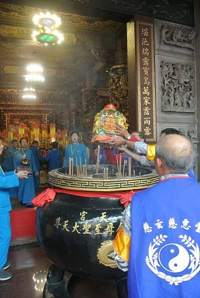 102年台東進香-南投無極天宮