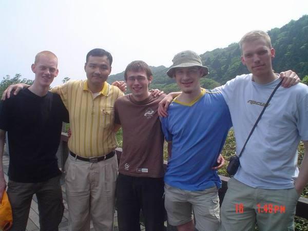 他們來台灣學術交流!