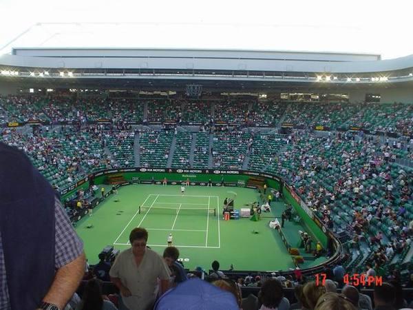 澳洲網球公開賽!