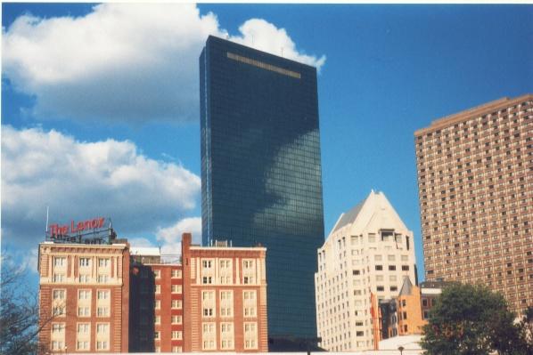 約翰考克大樓, 很喜歡喔!