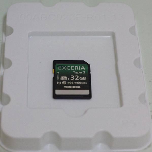 Toshiba Exceria Type2