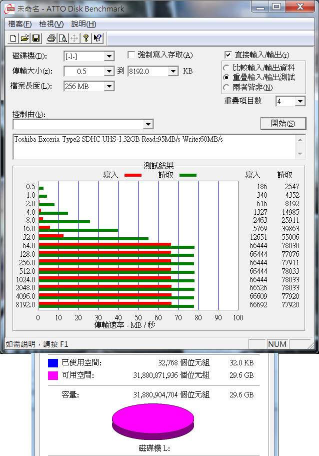 Toshiba Exceria Type2 SDHC UHS-I 32GB