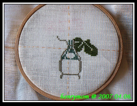 kit using danish flower thread