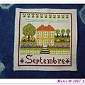 La petite maison de campagne -- Septembre