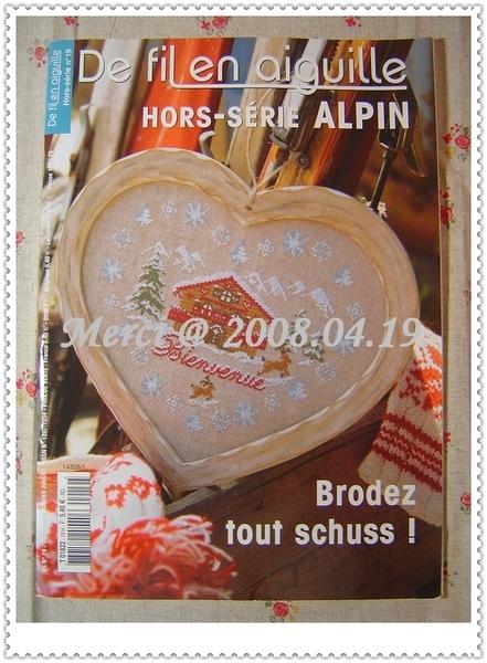 de fil en aiguille HS19_Alpin