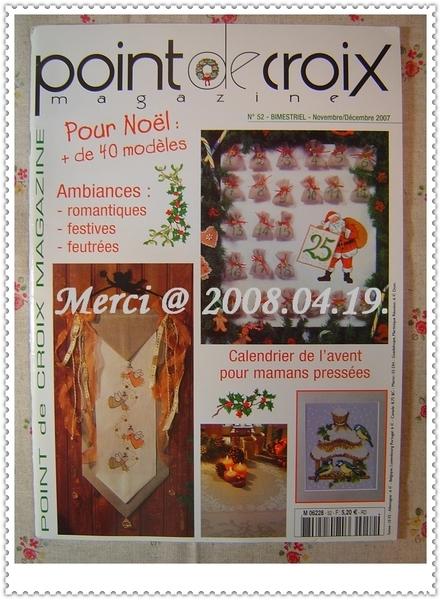 Point de Croix Magazine #52