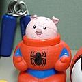 小豬頭蜘蛛人身