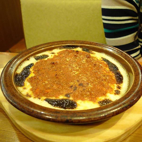 米蘭風白醬番茄肉醬焗烤飯