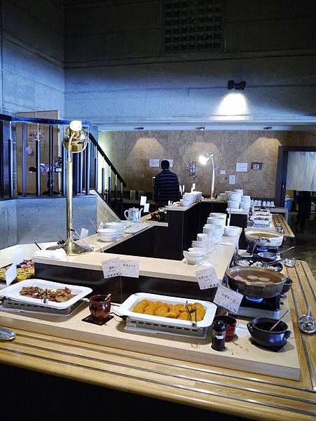 日式早餐種類並不是太多